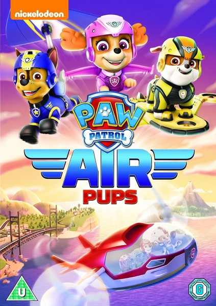 Paw Patrol: Air Pups DVD - EU146206 DVDP