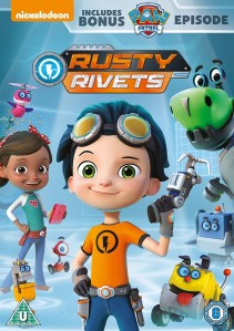 Rusty Rivets DVD - EU146384 DVDP