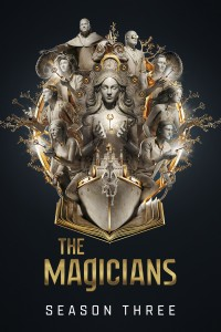 The Magicians: Season 3 DVD - 107384 DVDU