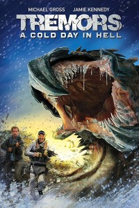 Tremors 6: A Cold Day in Hell DVD - 597810 DVDU