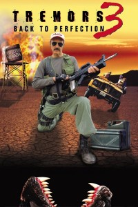 Tremors 3: Back to Perfection DVD - 8056