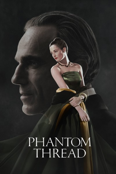 Phantom Thread DVD - 642937 DVDU