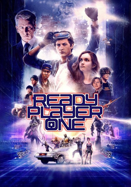 Ready Player One DVD - Y34904 DVDW