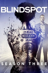 Blindspot: Season 3 DVD - Y34917 DVDW