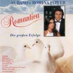 Al Bano And Romina Power  - Romantica CD - 258278