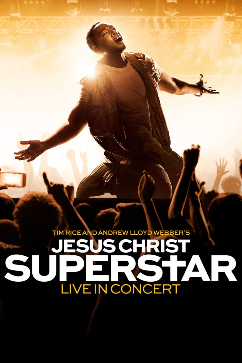 Jesus Christ Superstar Live in Concert DVD - DVSONY7587