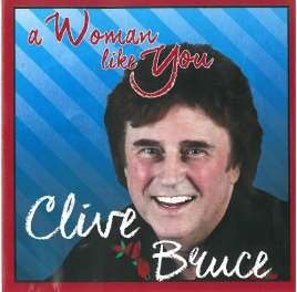 Clive Bruce - A Woman Like You CD - CBM11
