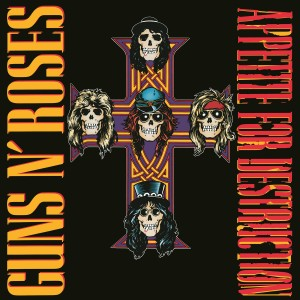 Guns N' Roses - Appetite For Destruction (Deluxe Edition) CD - 06025 6756565