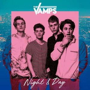 The Vamps - Night & Day CD - 06025 5762920