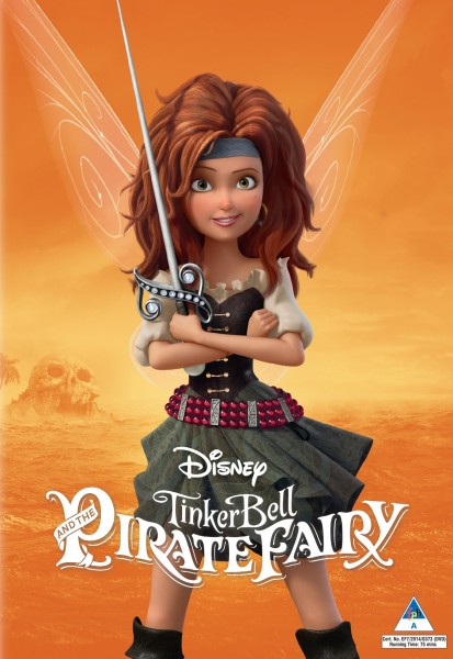 Tinker Bell and the Pirate Fairy DVD - 10224093