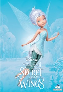 Tinker Bell And the Secret of the Wings DVD - 10221398