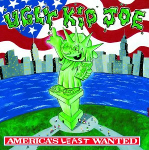 Ugly Kid Joe - America's Least Wanted CD - 07314 5125712