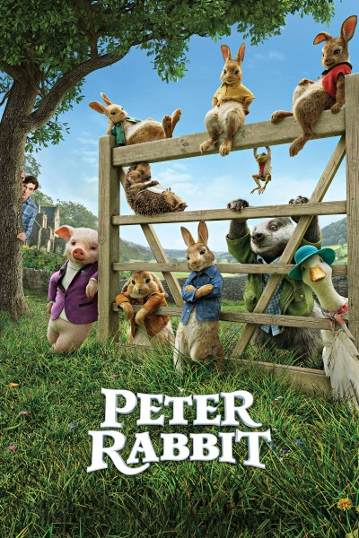 Peter Rabbit DVD - 10228580