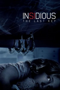 Insidious: The Last Key DVD - 10228581