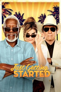 Just Getting Started DVD - 10228479