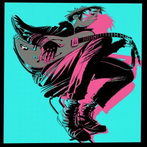 Gorillaz - The Now Now CD - 9029564343