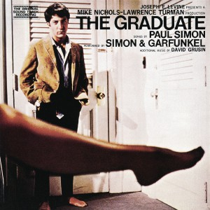 Simon And Garfunkel - The Graduate (Soundtrack from the Motion Picture) VINYL - 88875049711