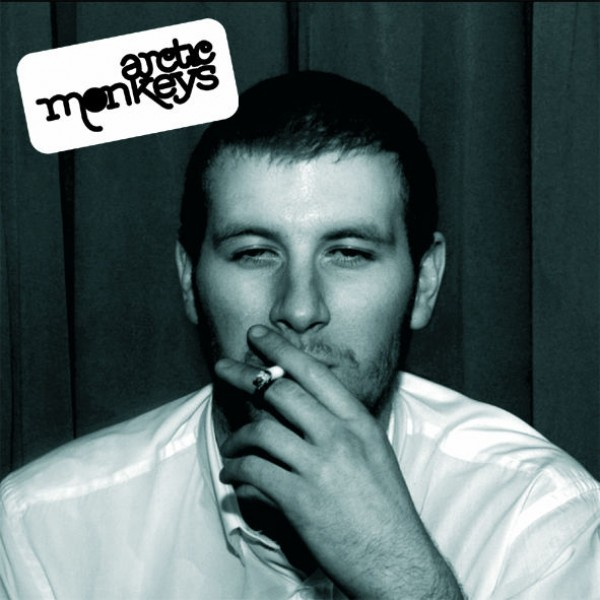 Arctic Monkeys - Whatever People Say I Am, That's What I'm Not VINYL - WIGLP162