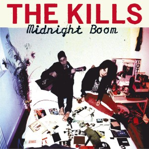 The Kills - Midnight Boom VINYL - WIGLP184