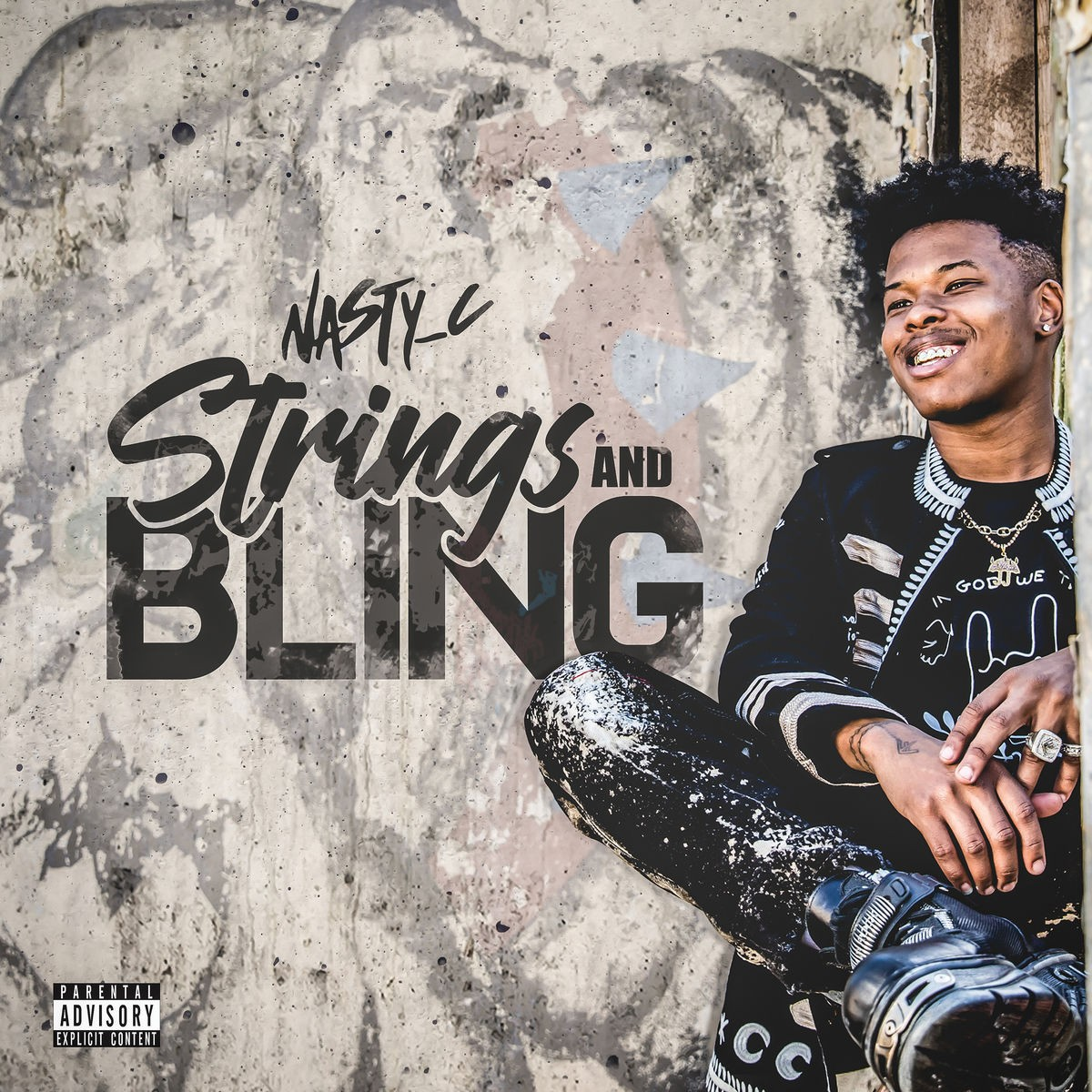 Nasty C - Strings and Bling CD - CDRBL 951