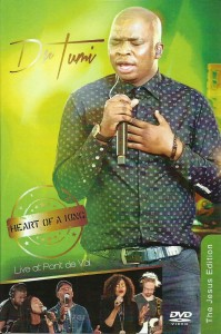 DR. Tumi - HEART OF A KING DVD+CD - RBFSDVD 1000