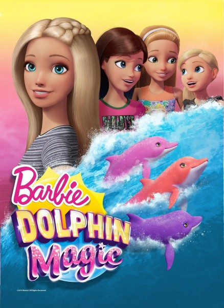 Barbie: Dolphin Magic DVD - 697847 DVDU