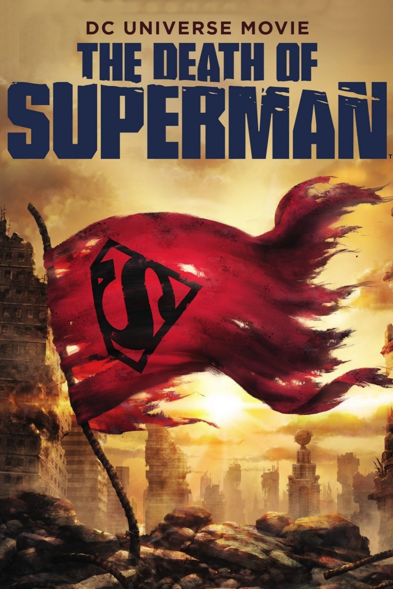 The Death of Superman DVD - Y34950 DVDW