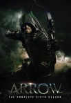 Arrow: Season 6 DVD - Y34951 DVDW
