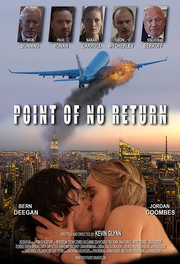 Point of No Return DVD - ITNDVD 018