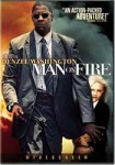Man On Fire DVD - 26501 DVDF