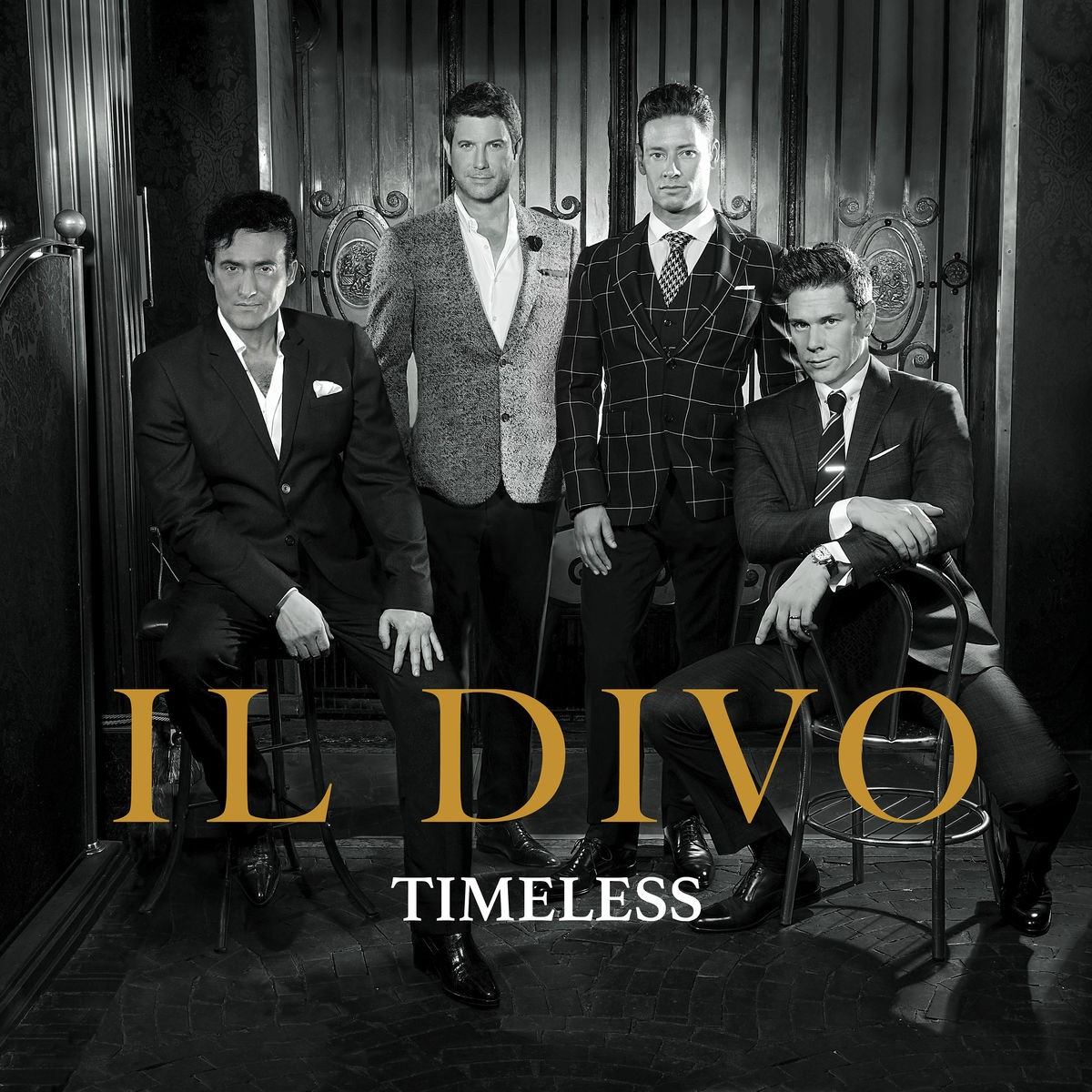 Il Divo - Timeless CD - 060256768039