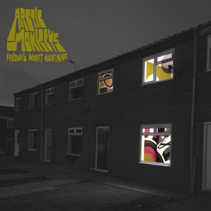 Arctic Monkeys - Favourite Worst Nightmare VINYL - WIGLP188
