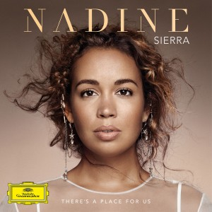 Nadine Sierra , The Royal Philharmonic Orchestra & Robert Spano - There's a Place for Us CD - 00289 4835004