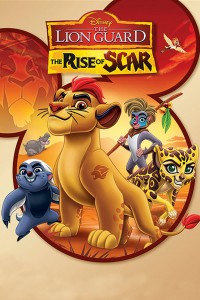 The Lion Guard: The Rise of Scar DVD - 10228929