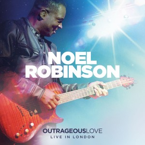 Noel Robinson - Outrageous Love (Live) CD - INTGCD63262
