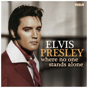 Elvis Presley - Where No One Stands Alone CD - CDRCA7555