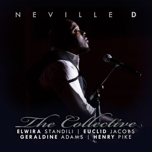 Neville D - The Collective (BODS3) Deluxe Edition CD+DVD - CAMCD937141087