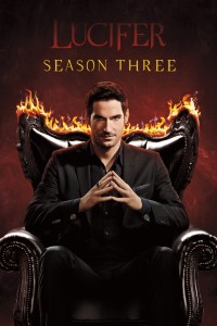 Lucifer: Season 3 DVD - Y34954 DVDW