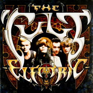 The Cult - Electric Peace VINYL - BBQLP 2125