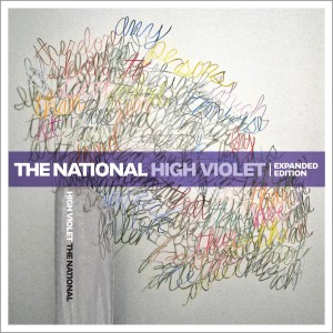 The National - High Violet VINYL - CAD3X03