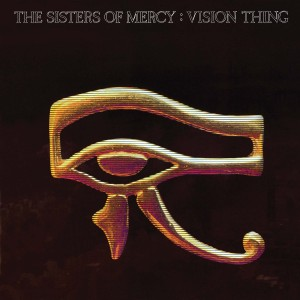 The Sisters of Mercy - Vision Thing VINYL - 2564601659