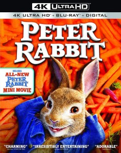 Peter Rabbit 4K UHD+Blu-Ray - 10228586