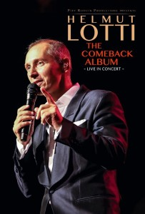 Helmut Lotti - The Comeback Album - Live In Concert DVD - DGR1981DV