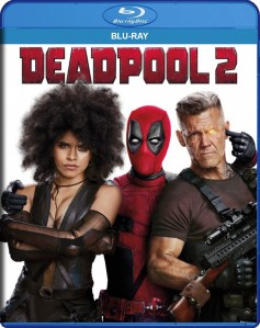 Deadpool 2 Blu-Ray - BDF 83292
