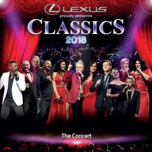 Classics Is Groot 2018 CD - CDJUKE 203