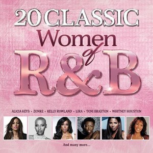 20 Classic Women of R&B CD - CDBSP3391