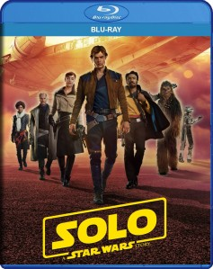 Solo: A Star Wars Story Blu-Ray - 10229116