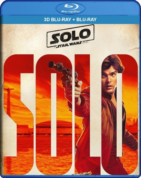 Solo: A Star Wars Story 3D Blu-Ray+Blu-Ray - 10229117