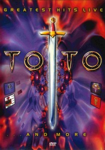 Toto - Greatest Hits Live ...And More DVD - DVCOL7469