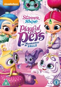 Shimmer And Shine: Playful Pets of Zahramy Falls DVD - EU147846 DVDP